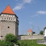 Скалатський замок, Скалат