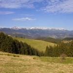 Гринявські гори. Карпатський пішохідний маршрут
