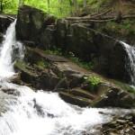 Лушморські водоспади