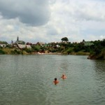 Солоне озеро Кунігунда