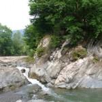 Сріблясті водоспади
