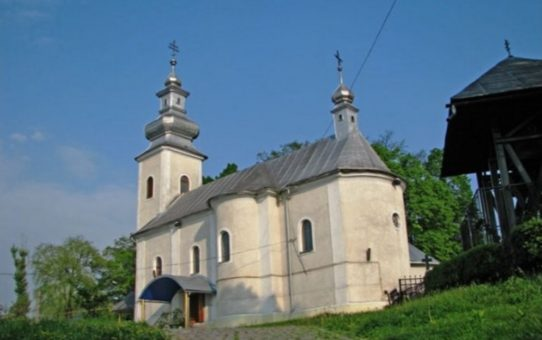 Миколаївська церква, Перечин