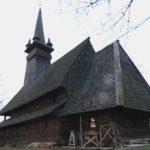Миколаївська церква, Сокирниця