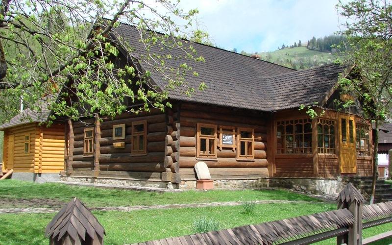 Muzej-Ivana-Franka-Kryvorivnya