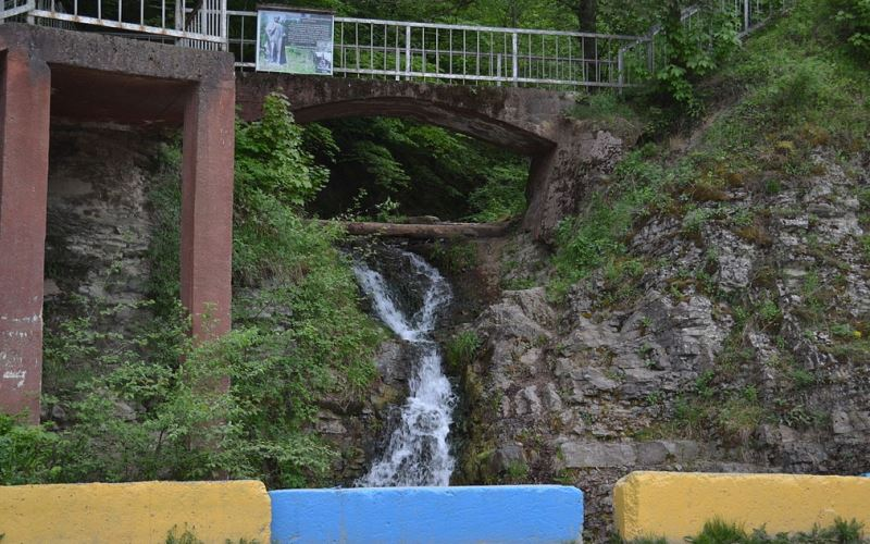 Vodospad-Sykavka