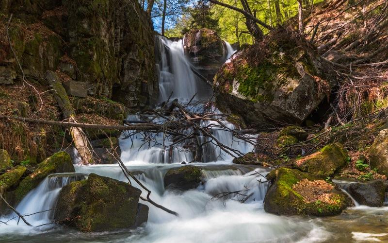 Vodospad-Voievodyn