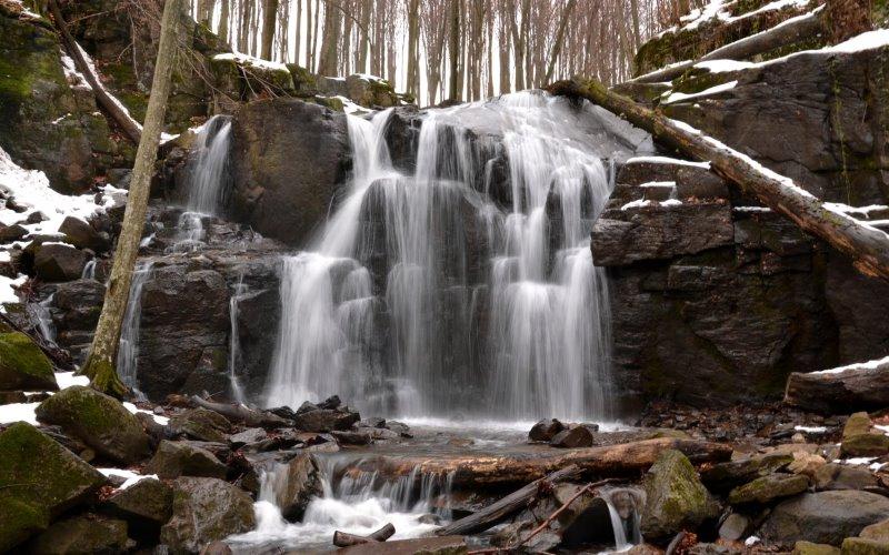 Vodospad-Skakalo