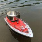 Кораблик для надежного улова на рыбалке
